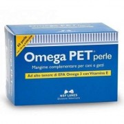 Omega Pet Integratore 60 Perle 41,3g