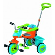 Italtrike Gioca Confort tricikli , szülőtolókaros modell 12-24 hónapo gyerekeknek
