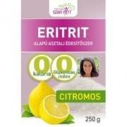 Szafi Fitt Eritrol citromos - 500g