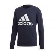 Adidas Sweatshirt mit rundem Ausschnitt BOS French Terry