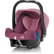 Britax Römer Baby-Safe Plus SHR II, Wine Rose