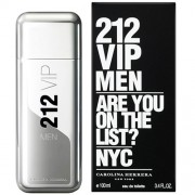 Eau de Toilette 212 Vip Men 100ml Ref: 65043108