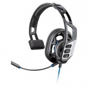 Plantronics RIG 100HS Auriculares para PC/PS4 Negro/Gris