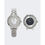 Judith Williams 2 Damenuhren in 2 Designs & 1 Armband female