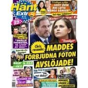 Tidningen Hänt Extra 28 nummer