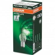 Osram Ultra Life 7528ULT P21/5W BAY15d jelzőizzó 10db/csomag