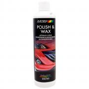 Autópolír és wax 500 ml MOTIP 000740