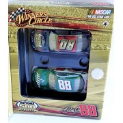 2008 Dale Earnhardt Jr #88 AMP Energy Green White Chevy Impala SS 1/64 Scale Car & 50th Running of D