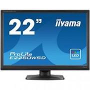 IIYAMA LCD Monitor E2280WSD-B1 55.9 cm (22)