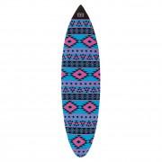 Creatures Shortboard Aztec Sox cyan magenta