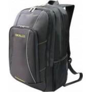 Rucsac Laptop Dicallo 17.3 impermeabil buzunare multiple Negru Verde