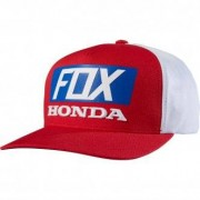 FOX Gorra Fox Honda Standard Snapback Red / White