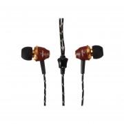 Audífonos Bluetooth, Awei Q5 Auriculares Estéreo De Auriculares Estéreo De Alta Fidelidad Para Auriculares (rojo Oscuro)