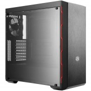 GABINETE COOLER MASTERBOX MB600L RED ATX USB 3.0 MCB-B600L-KA5N-S00
