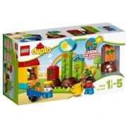 Lego duplo 10819 - il mio primo giardino