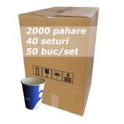 Pahar carton 6oz Lavazza JND bax 2000buc