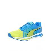 Puma Men's Faas 300 S V2 Sulphur Spring, Cloisonné and Sulphur Spring Mesh Running Shoes - 10UK/India (44.5EU)