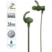 Sony Mdr Xb510AS Earphone - Green