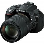 Nikon D5300 AF 18-140 VR KIT DSLR Digitalni fotoaparat s objektivom AF18-140VR 18-140mm VBA370K002 VBA370K002