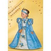 Costume Principessina Azzurra tg. 1/2 anni