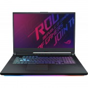 Laptop Asus ROG G731GT-AU004 17.3 inch FHD Intel Core i7-9750H 8GB DDR4 512GB SSD nVidia GeForce GTX 1650 4GB Black