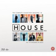 Universal Pictures House M.D. - The Complete Collection