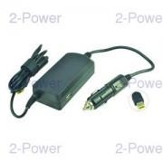 2-Power Bil-Flyg DC Adapter Lenovo 20V 4.5A 90W (45N0238)