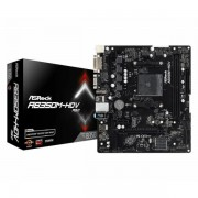Matična ploča Asrock AMD AM4 Socket B350 chipset mATX MB ASR-AB350M-HDV-R3.0