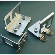 501343 (10 Stück) - Hutschienenadapter 1-fach fach für 1 x UKJ/XKJ 501343