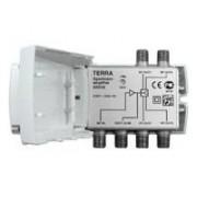 Amplificador Antena Tv Interior 4 Salidas Lte Terra Te-As038