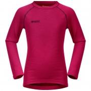 Bergans Akeleie Kids Shirt Rosa