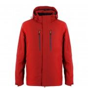 Chaqueta Andes B-Dry Hoody Jacket Rojo Lippi