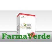 Liverol Plus Hepato-biliar 60 capsule Sun Wave Pharma