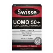 Health And Happines (H&h) It. Swisse Multivit Uomo50+ 30 Compresse