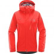 Haglöfs Astral Jacket Women Röd