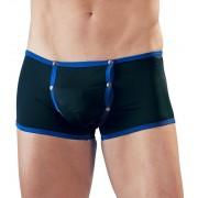 Svenjoyment Underwear Boxer avec des détails bleus