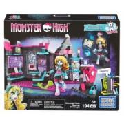 Monster High Mega Bloks Clasa de biologie cu Lagoona DKY23 194 piese