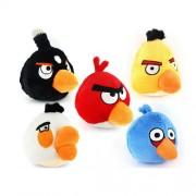 Přívěsek Angry Birds - černý