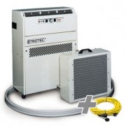 Klima Sistemi PortaTemp 4500 W + Profesyonel Uzatma Kablosu 20 m / 230 V / 2,5 mm²