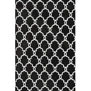 "Loloi CHARCT-03OX003656 Charlotte Area Rug, 3' 6"" x 5' 6"", Onyx"