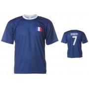 Frankrijk Shirt Ribéry Thuis 2014-2016