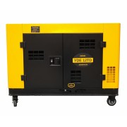 Generator insonorizat Stager YDE12TD 3000rpm diesel monofazat