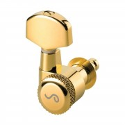Schaller - M6 Pin Locking 3L3R Gold