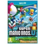 NINTENDO WII U NEW SUPER MARIO BROS