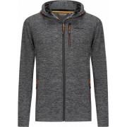 Life-Line Riod Fleece Vest - Heren Outdoor Vest - Zwart - Lichtgewicht