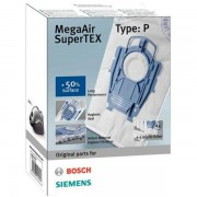 Sac de aspirator BOSCH MegaAir SuperTEX BBZ41FP pentru Siemens si BOSCH