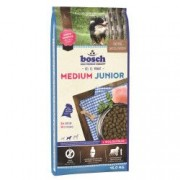 Hrana uscata pentru caini Bosch Junior Medium 15 Kg