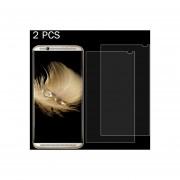 2 Pcs Zte Axon 7 0.26mm 9h Dureza Superficial 2.5d A Prueba De Explosion Tempered Glass Screen Film