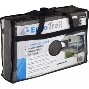 Eurotrail Camptex Tenttapijt - 300 x 600 cm - Grijs