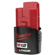 Batería Milwaukee 12V 1.5 Ah Ion de Litio modelo 4811-2459